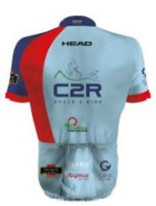 Picture of Adult cycling jersey Xsmall
